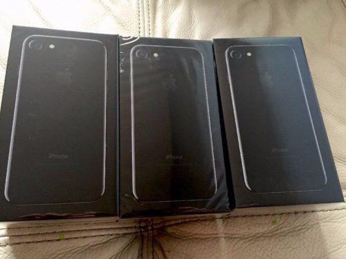 iPhone 7 jet