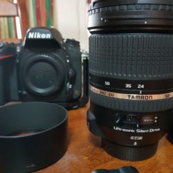 Lens d750